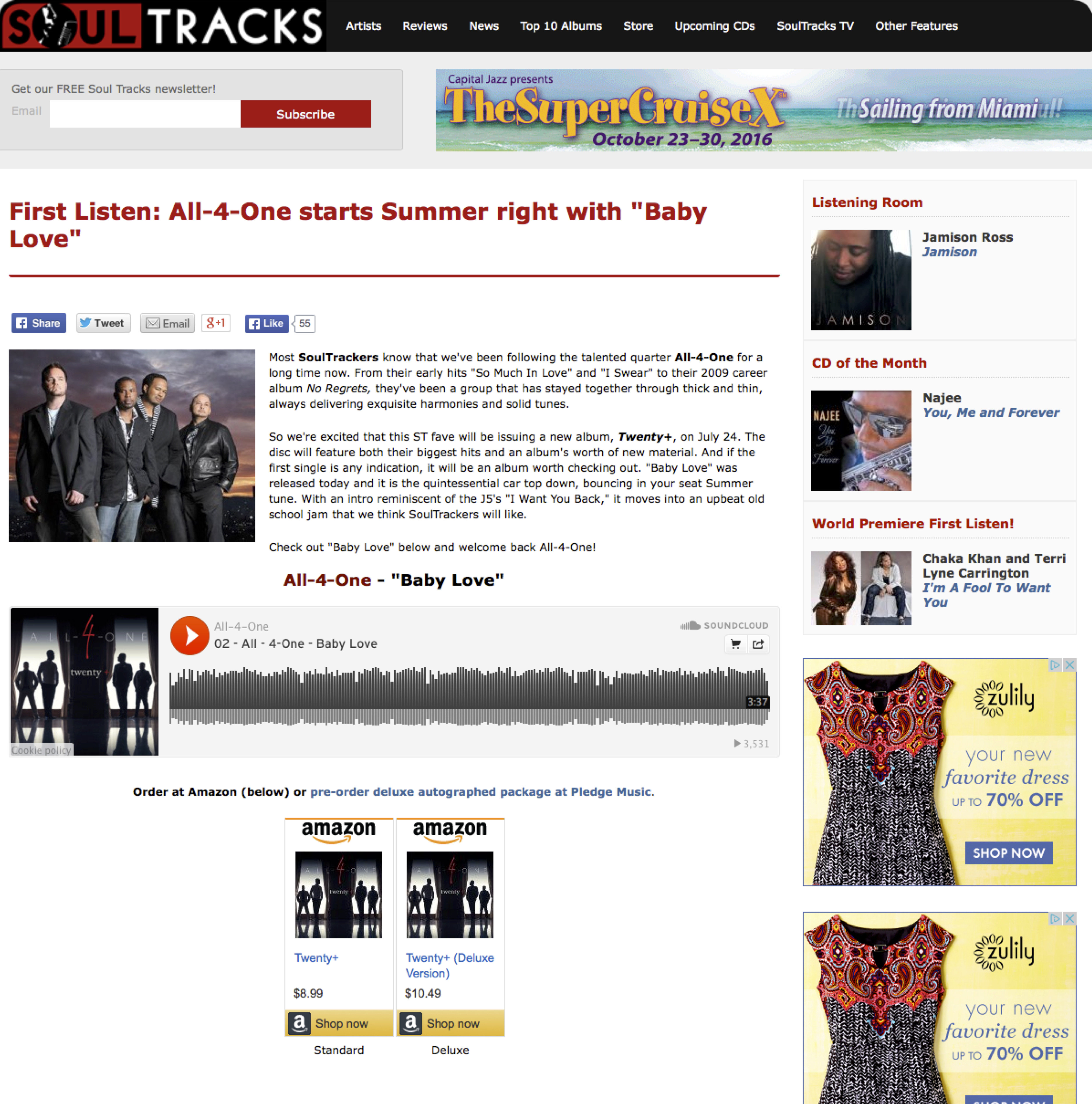 CLICK ON IMAGE ABOVE TO ENTER ARTICLE ON SOULTRACKS.COM