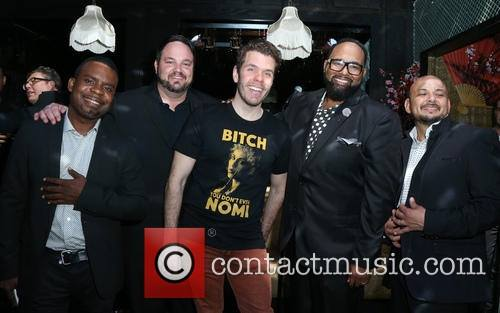 perez hilton, all-4-one